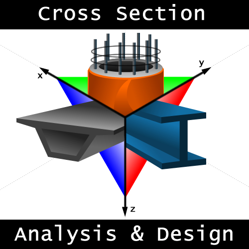 Worked Examples on Cross Section Analysis & Design software application