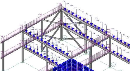 SDK library for structural analysis of 3d frames using Visual Studio