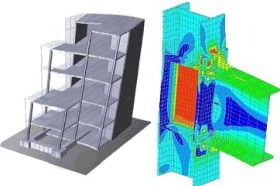 Software Libraries for structural design of steel, concrete and timber structures