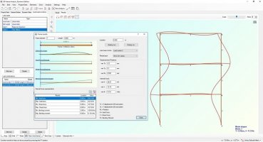 2D Frame Analysis Dynamic Edition is available