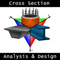 Worked examples of Cross Section Analysis & Design software