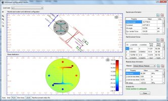 Cross Section Analysis & Design is available